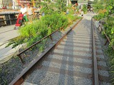 La   High Line   de New-York