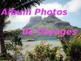 Lancement officiel du Site  Album Photos de Voyages