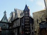 Le Village d'Harry Potter