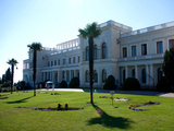Livadia, le Palais des accords de Yalta, Crimée