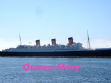 Visite du Queen Mary à Long Beach, Californie
