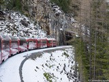 Bernina Express, le train panoramique suisse à ne pas manquer