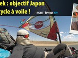 Ivcast 79 : Asiatrek : objectif Japon en tricycle à voile