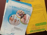 Le carnet de vaccination international