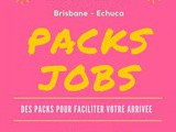 Bon plan MyLittle France Pack jobs à Brisbane et Echuca