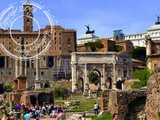 Le forum romain, un plongeon dans la Rome antique