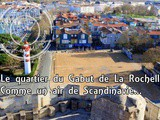 Le quartier du Gabut, un air de Scandinavie à La Rochelle