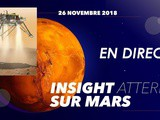 Comment suivre en direct l'atterrissage sur Mars de la sonde InSight le 26 novembre 2018