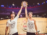 Red bull mini drome paris : toms alsbergs a fait vibrer la capitale en remportant la seconde édition