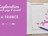 Mon exploration de la France en une carte